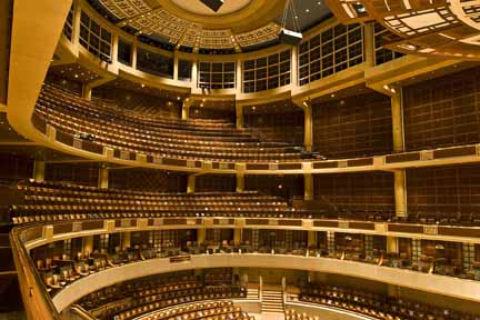 Dallas Symphony Hall, Myerson, Mrsn 3